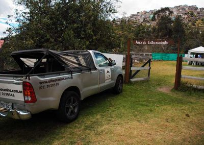 Taller de emergencia veterinaria en Quito 2